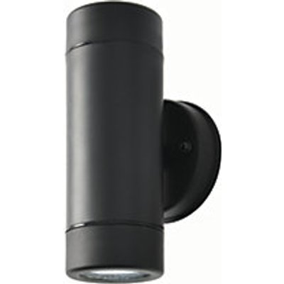Coast Neso 2 Black LED Wall Light - 6W