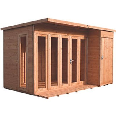 Shire Aster Summerhouse 3.59 x 2.39m (1298X)