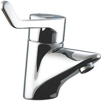 Armitage Shanks Contour 21 Sequential Lever Bathroom Basin Mixer Tap (1324H)