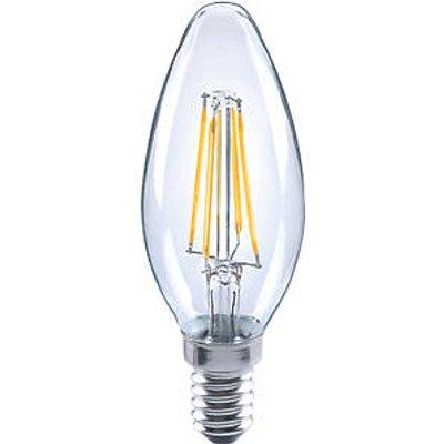 LAP SES Candle LED Virtual Filament Light Bulb 470lm 4.5W (1532V)