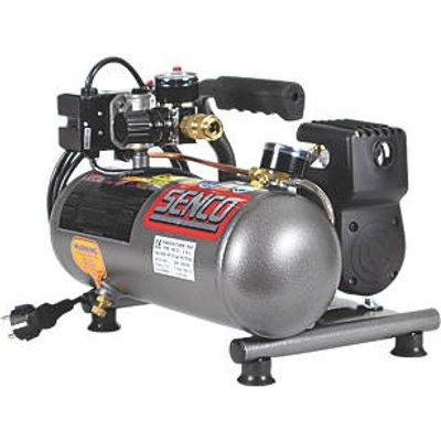Senco PC1010 3.8Ltr  Electric Mini Compressor in Systainer 230V (170PG)