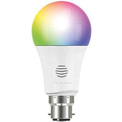 Hive Smart LED GLS BC RGB Colour Changing Bulb Colour-Changing 9W 806Lm (1787T)