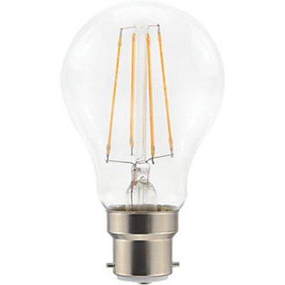 LAP BC GLS LED Light Bulb 470lm 5.5W (184FH)