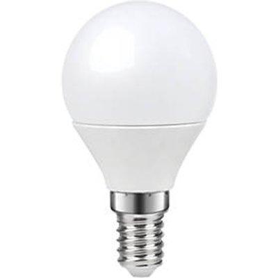 LAP SES Mini Globe LED Light Bulb 470lm 6W 3 Pack (1963T)