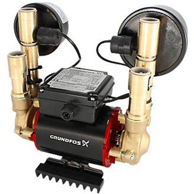 Grundfos 96788173 Regenerative Twin Shower Pump 3.0bar (2158X)