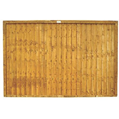 Forest Closeboard Fence Panels 6 x 4