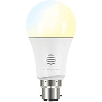 Hive Smart LED GLS BC Cool to Warm White Bulb Variable White 9W 806Lm (2382T)