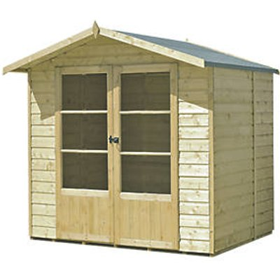 Shire Traditional Summerhouse 2.05 x 1.55m (2441X)