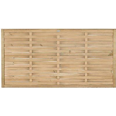 Forest WFP09PK5HD Woven Fence Panel 6 x 3