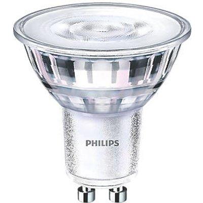 Philips GU10 LED Light Bulb 345lm 3.8W 6 Pack (250FH)