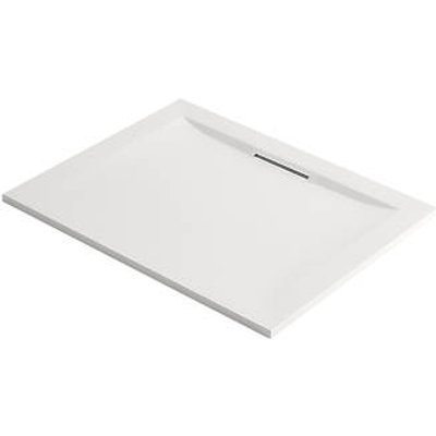 Mira Flight Level Safe Rectangular Shower Tray White 1200 x 900 x 25mm (250HR)