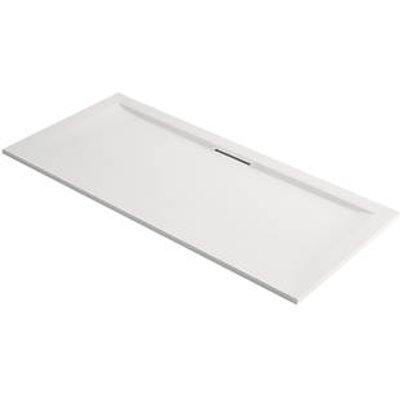 Mira Flight Level Rectangular Shower Tray White 1600 x 900 x 25mm (265PJ)