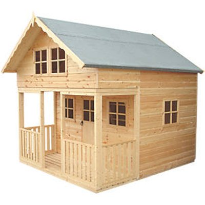 Shire Lodge Playhouse 8 x 9