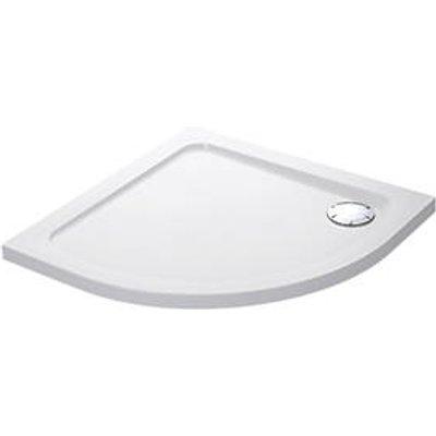 Mira Flight Low Quadrant Shower Tray White 1000 x 1000 x 40mm (2942X)