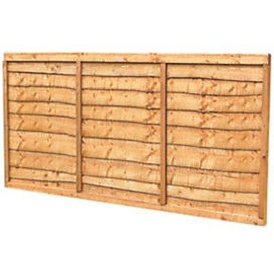 Forest Lap Fence Panels 6 x 3