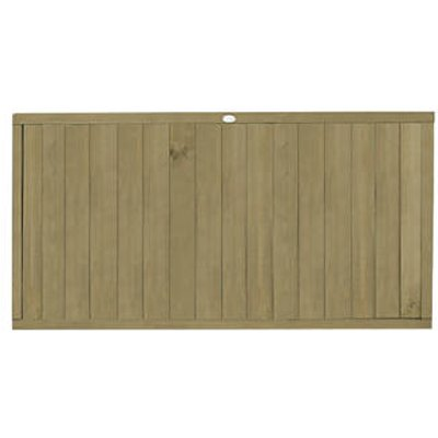 Forest VTGP3PK5HD Vertical Tongue & Groove Fence Panel 6 x 3