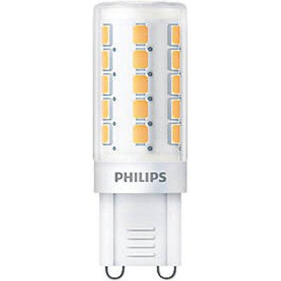 Philips G9 Capsule LED Light Bulb 204lm 1.9W 220-240V 2 Pack (3319V)