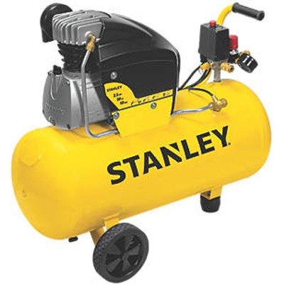 Stanley FCDV4G4SCR006 50Ltr Electric Air Compressor 240V (33988)