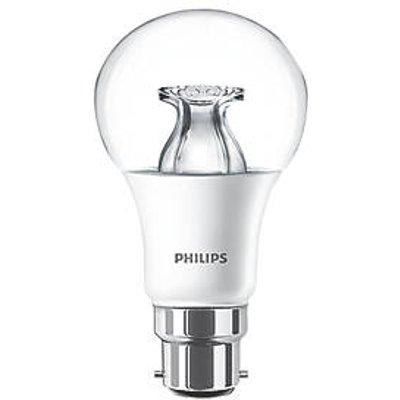 Philips BC GLS LED Light Bulb 470lm 6W (3408J)