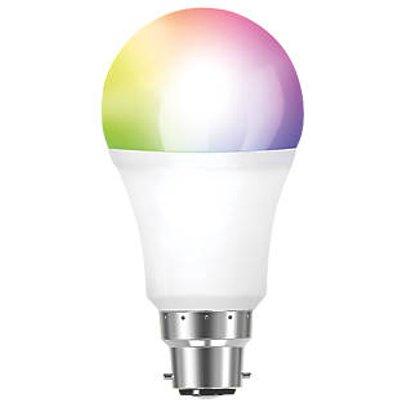 Aurora Aone Bluetooth LED GLS BC Smart Light Bulb Colour-Changing 8W 800Lm (347KR)