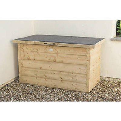 Forest Shiplap Garden Storage Box 3