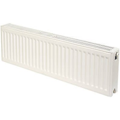 Stelrad Accord Compact Type 22 Double-Panel Double Convector Radiator 300 x 1000mm White 3231BTU (352HV)
