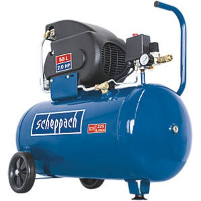 Scheppach HC60 50Ltr Electric Air Compressor 230V (359HK)