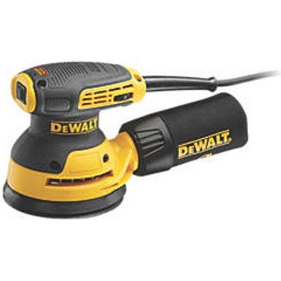 DeWalt DWE6423-GB 125mm  Electric Random Orbit Sander 230V (3887G)