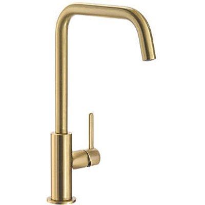 Abode Althia Kitchen Mixer Tap Brushed Brass (440PH)