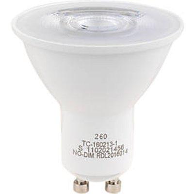 LAP GU10 LED Light Bulb 230lm 3W 10 Pack (4485P)