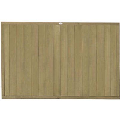 Forest VTGP4PK5HD Vertical Tongue & Groove Fence Panel 6 x 4
