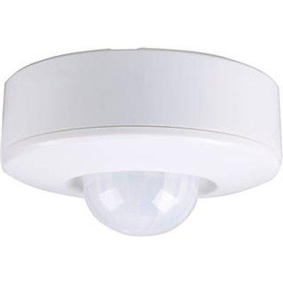 LAP  Indoor & Outdoor White PIR Standalone Sensor 360� (4516V)