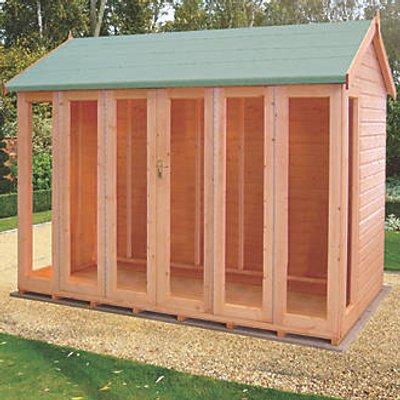 Shire Blenhiem Summerhouse 2.99 x 2.39m (4581X)