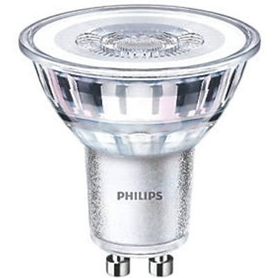 Philips GU10 LED Light Bulb 345lm 4.6W 6 Pack (4652P)