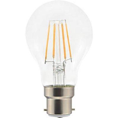 LAP BC GLS LED Light Bulb 470lm 5W (484FH)