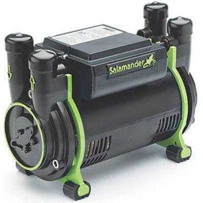Salamander Pumps CT80B Regenerative Twin Shower Pump 2.6bar (4889P)