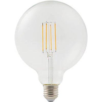 Diall ES G200 LED Virtual Filament Light Bulb 806lm 7W (510GP)