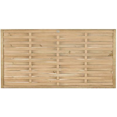 Forest WFP09PK3HD Woven Fence Panel 6 x 3