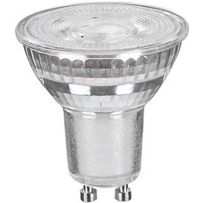 LAP GU10 LED Light Bulb 345lm 4.7W 10 Pack (522FH)