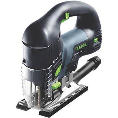 Festool CARVEX PSB 420 EBQ-Plus GB 550W  Electric Jigsaw 240V (524KF)