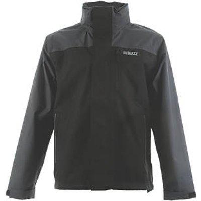 DeWalt Storm Waterproof Jacket Black / Grey