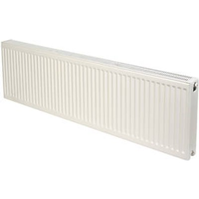 Stelrad Accord Compact Type 22 Double-Panel Double Convector Radiator 450 x 1600mm White 7234BTU (532HV)