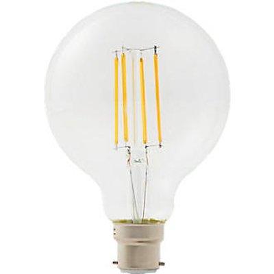 Diall BC G200 LED Virtual Filament Light Bulb 1055lm 8W (541GY)