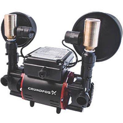 Grundfos 98950220 Regenerative Twin Shower Pump 2.0bar (5447X)