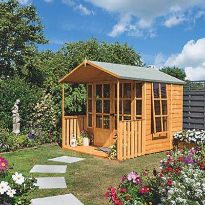 Rowlinson Arley Summerhouse 2.13 x 3.4m (5461F)