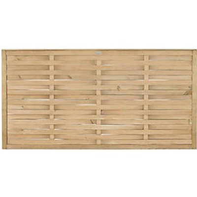 Forest WFP09PK4HD Woven Fence Panel 6 x 3