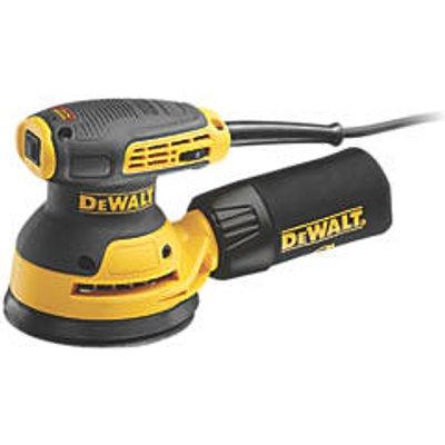 DeWalt DWE6423-LX 125mm  Electric Random Orbit Sander 110V (5652G)