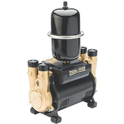 Salamander Pumps CT Force 30 TU Regenerative Twin Shower Pump 3.0bar (57270)