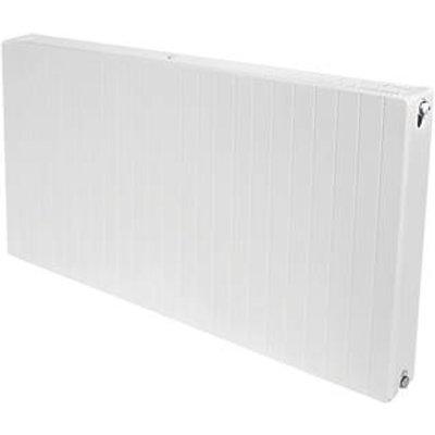 Stelrad Accord Silhouette Type 22 Double Flat Panel Double Convector Radiator 600 x 1200mm White 6517BTU (584HX)