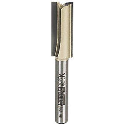 "Erbauer �"" Shank Straight Router Cutter 10 x 25.4mm (58728)"